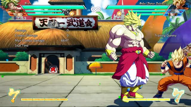 Watch and share Broly ToD GIFs by landon5046 on Gfycat