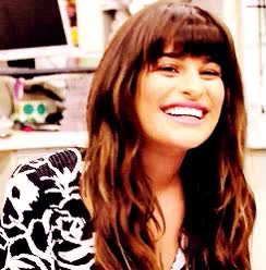 Watch and share Lea Michele GIFs and Smiling GIFs on Gfycat