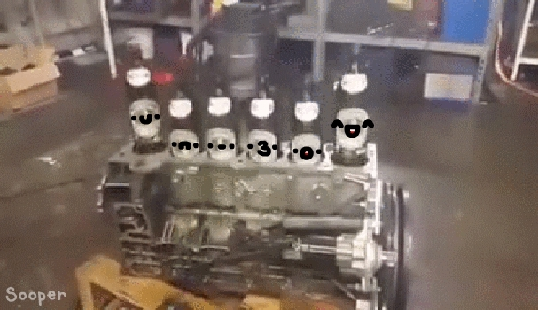 reallifedoodles, beer powered engine GIFs