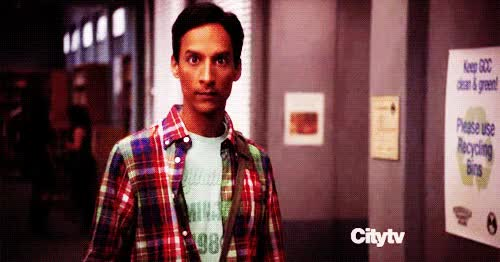 Watch and share Danny Pudi GIFs and Thumbsup GIFs by Reactions on Gfycat