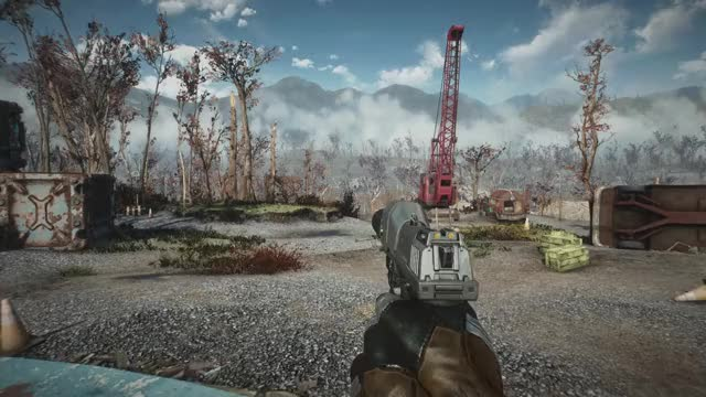 Watch and share Fallout4 2019-06-10 05-07-12 GIFs on Gfycat