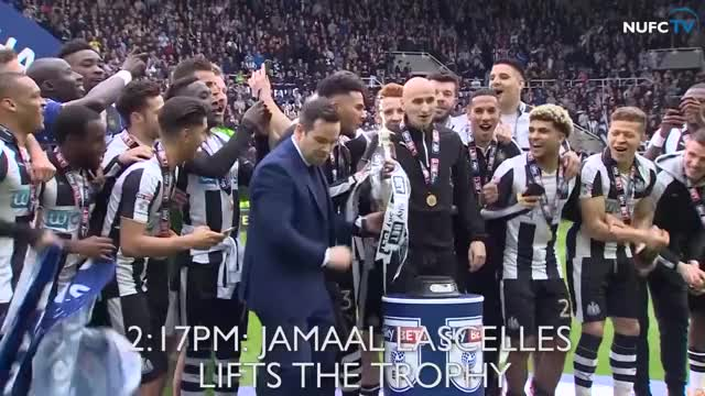 Watch Newcastle United | How the title was won GIF on Gfycat. Discover more Title, Winner, football, funny, gayle, goals, mitro, newcastle united, nufc, rafa benitez GIFs on Gfycat