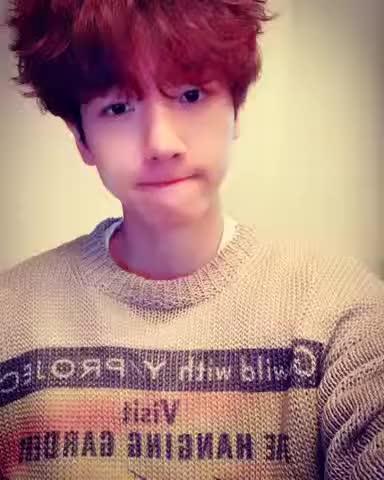 Watch and share Baekhyun GIFs and Chanbaek GIFs on Gfycat