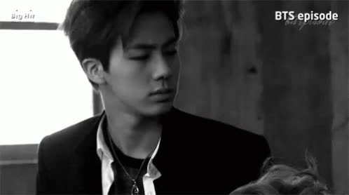 Watch Seokjin kiss GIF on Gfycat. Discover more related GIFs on Gfycat