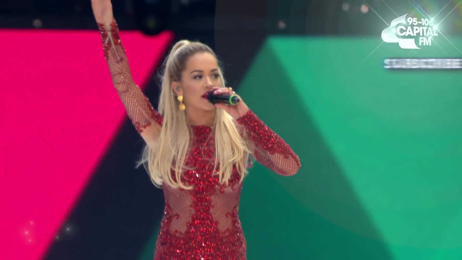 capital, capital fm, capitalfmofficial, Rita Ora - I Will Never Let You Down (Summertime Ball 2014) GIFs