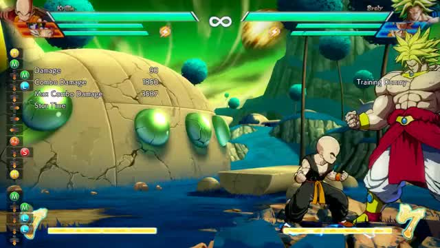 Watch and share Dbfz GIFs by nephthys on Gfycat