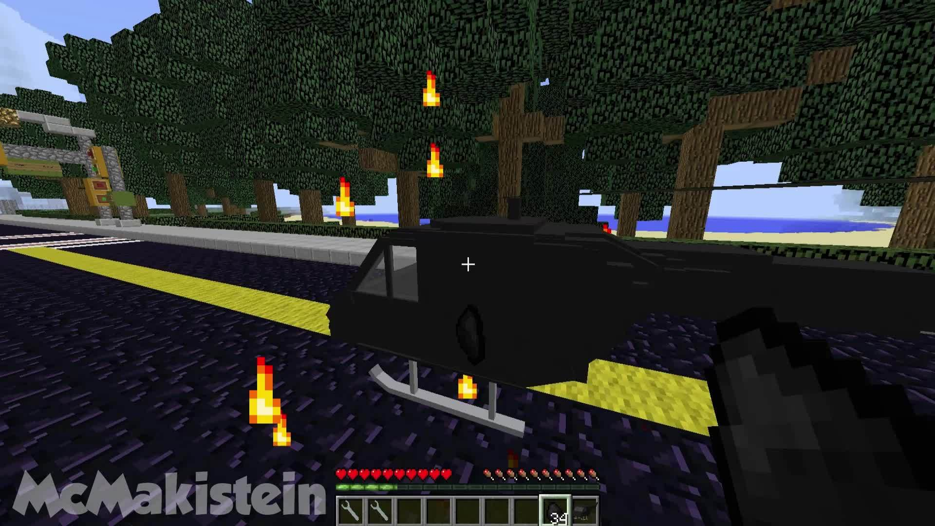 minecraft, Helicopters in Vanilla Minecraft GIFs