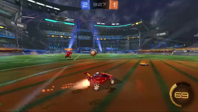 Watch and share Rocket League GIFs by darkx1 on Gfycat