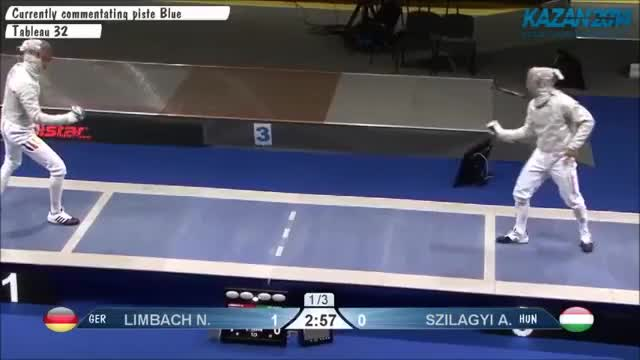 Watch and share Limbach V Szilagyi Parry GIFs on Gfycat