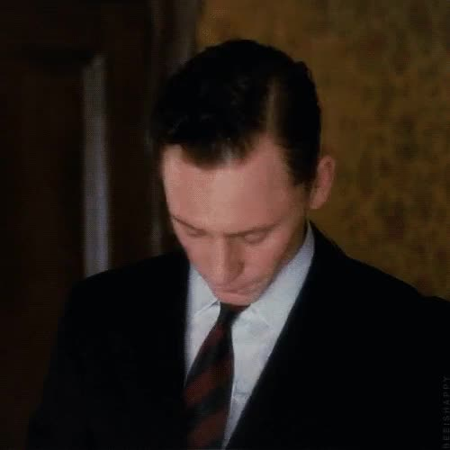 Watch and share Tom Hiddleston GIFs and Dont Cry GIFs on Gfycat
