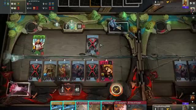 Watch Migration GIF by KingNothing2000 (@kingnothing2000) on Gfycat. Discover more Artifact, Gaming, King, King Nothing, Migration, Nothing, dota2, kingnothing2000, trending GIFs on Gfycat