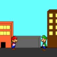 Watch and share Mario Vs. Luigi GIFs on Gfycat