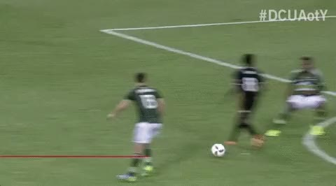 Watch and share Luciano Acosta Wins United Assist Of The Year | D.C. United GIFs on Gfycat