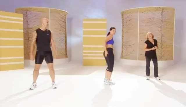 Watch Davina McCall - Sexy Bum Workout.mp4 GIF on Gfycat. Discover more related GIFs on Gfycat