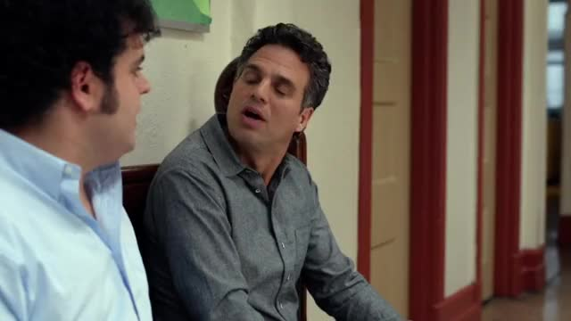 Watch and share Mark Ruffalo GIFs and Josh Gad GIFs by Raine Ainsley on Gfycat
