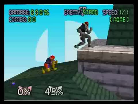 Watch Falcon Punch to Falcon Punch GIF by @notserp91 on Gfycat. Discover more chile, kaillera, rickyssb GIFs on Gfycat