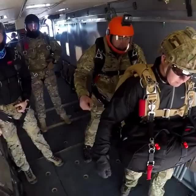Watch and share Pararescue GIFs and Parachute GIFs on Gfycat