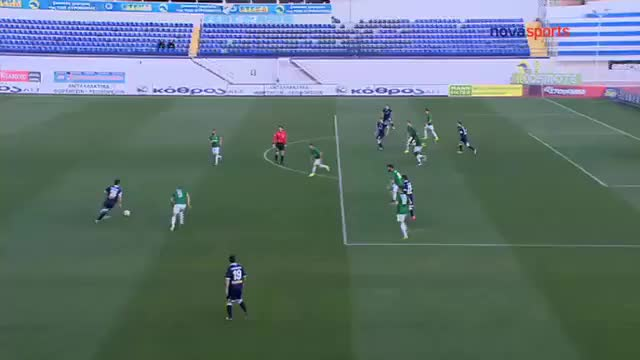Marcelinho's insane goal in the Greek superleague (reddit)