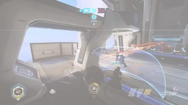 Watch and share Highlight GIFs and Overwatch GIFs by muniumuniu on Gfycat
