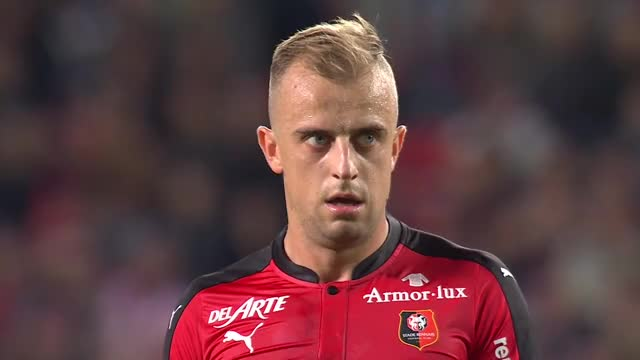 Watch and share But Kamil Grosicki GIFs and Rennes Marseille GIFs on Gfycat