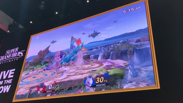 Watch and share Smash Bros GIFs and Mew2king GIFs on Gfycat