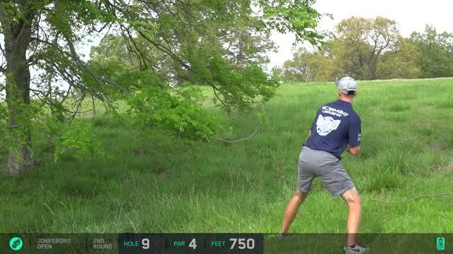 Watch 2017 Jonesboro Open | Wysocki escape shot, hits basket | Round 2, hole 9 GIF by Ultiworld Disc Golf (@ultiworlddg) on Gfycat. Discover more related GIFs on Gfycat
