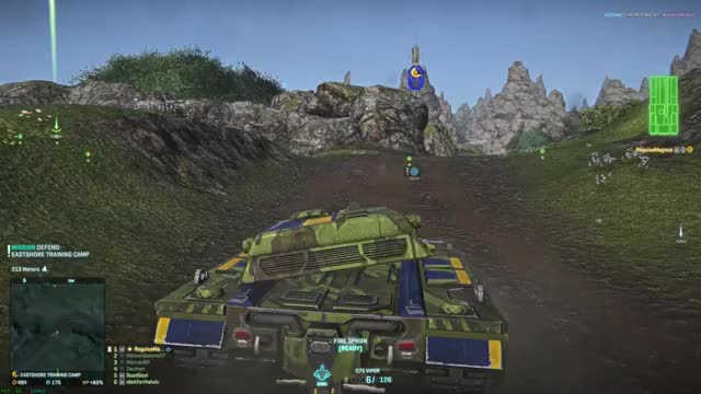 Watch and share Planetside GIFs and Tank GIFs by regulusmagnus on Gfycat