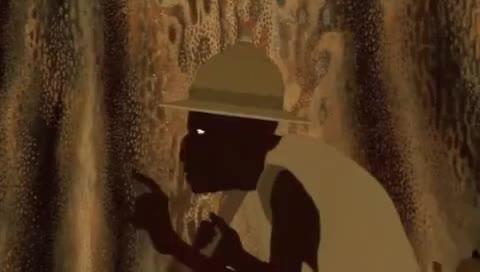 Kirikou et la sorcière (trailer mobiCINE) GIFs