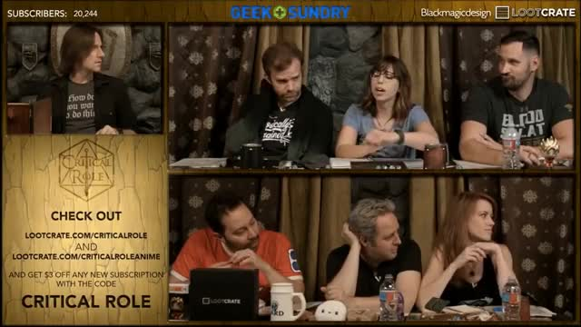 Watch Heredity and Hats (LIVE) | Critical Role RPG Show Episode 60 GIF on Gfycat. Discover more dnd, fantasy, fvid, hobbit, indie, lotr GIFs on Gfycat
