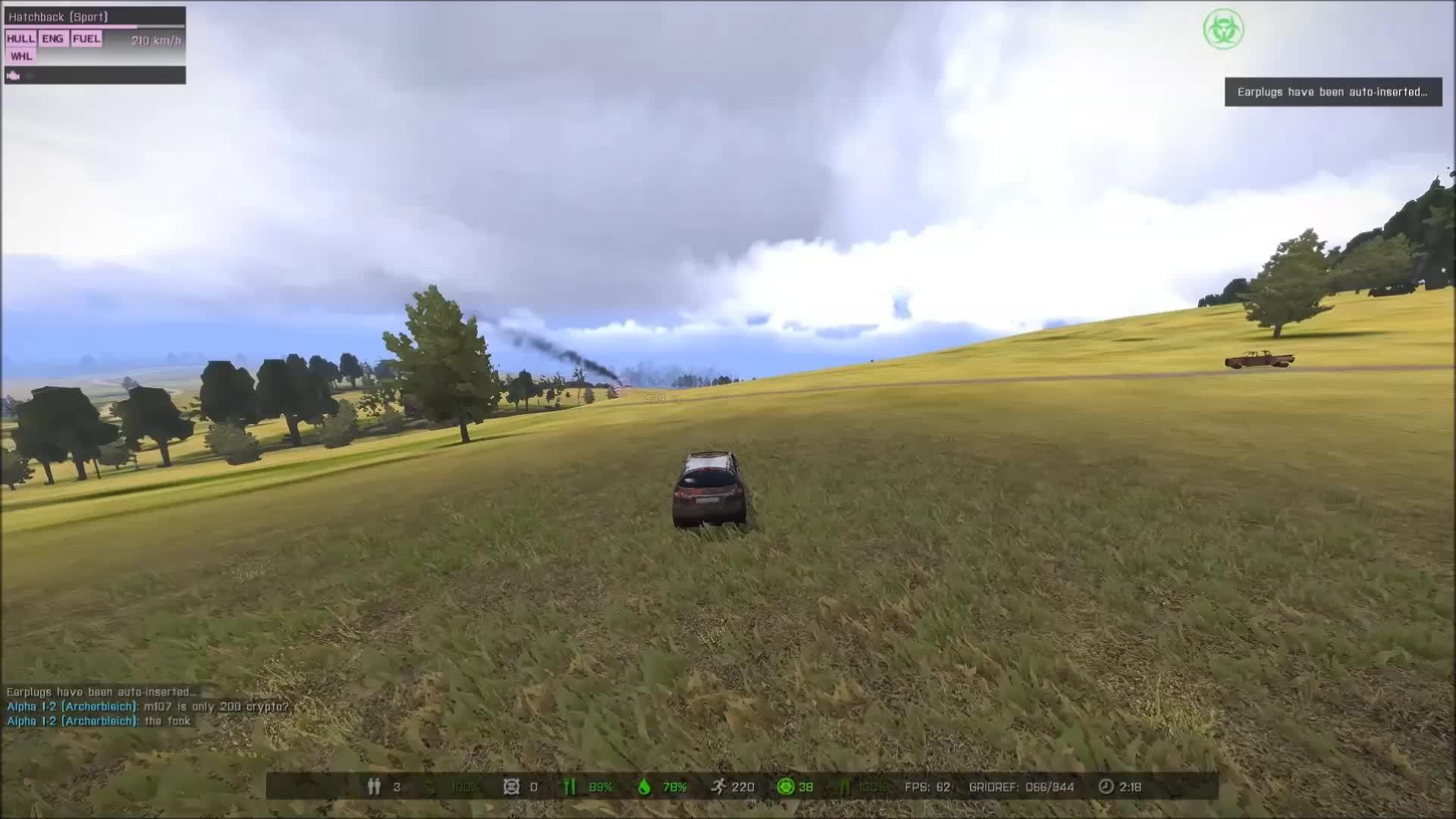 1080p, arma3, Esseker Hatchback (Sport) Adventures GIFs