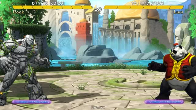 Watch and share Fantasy Strike GIFs and Combo GIFs by Mitarashi Dango on Gfycat