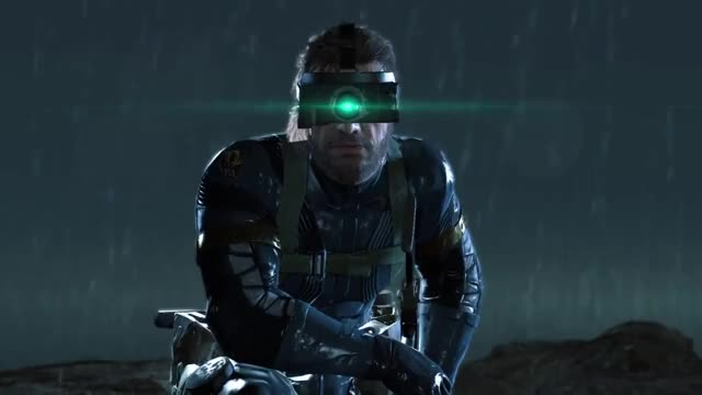 Watch and share Ground Zeroes Intro GIFs and Metal Gear Solid V GIFs by Breenland on Gfycat
