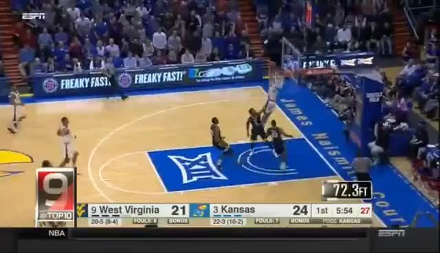 Watch and share SportsCenter Top 10 Plays - Zion Williamson GIFs on Gfycat