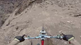 Backflip Over 72ft Canyon [OC] : woahdude GIFs