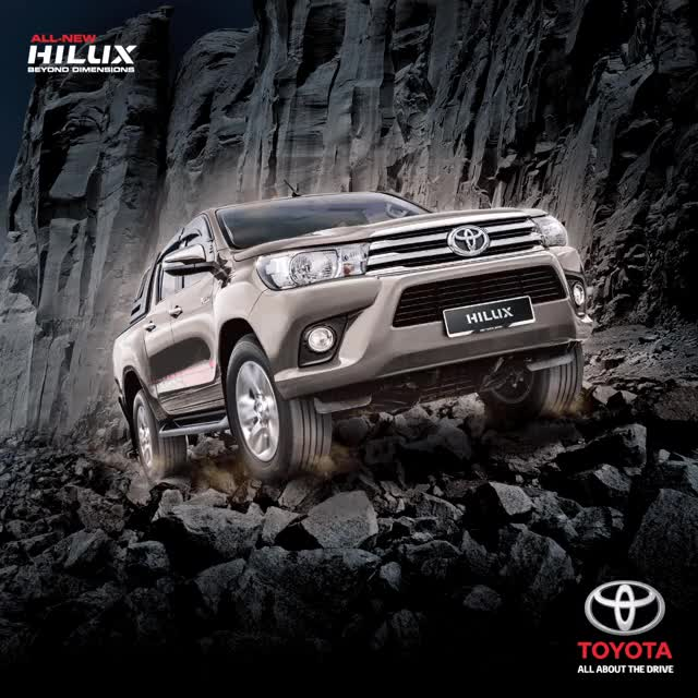 Watch Toyota Hilux GIF on Gfycat. Discover more related GIFs on Gfycat