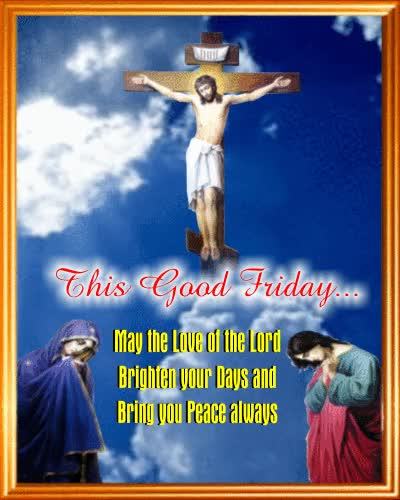 Watch and share Good Friday GIFs and Easter GIFs on Gfycat