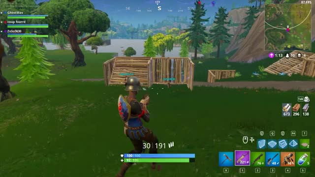 Watch and share Fornite GIFs by ghostmav on Gfycat