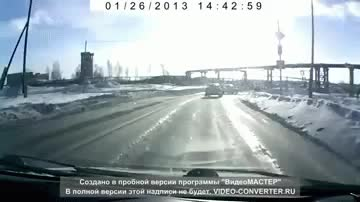 Watch Russia Dashcam GIF on Gfycat. Discover more related GIFs on Gfycat
