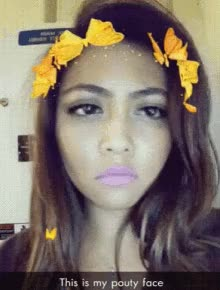 Watch and share Pout Pouty Face GIFs on Gfycat