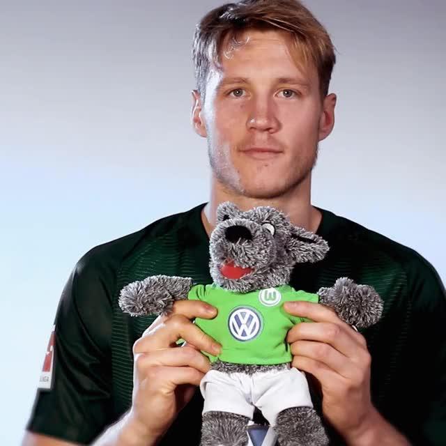 Watch and share 9 Woelfi GIFs by VfL Wolfsburg on Gfycat