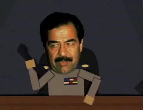 Watch and share Saddam - Relax Guy GIFs on Gfycat