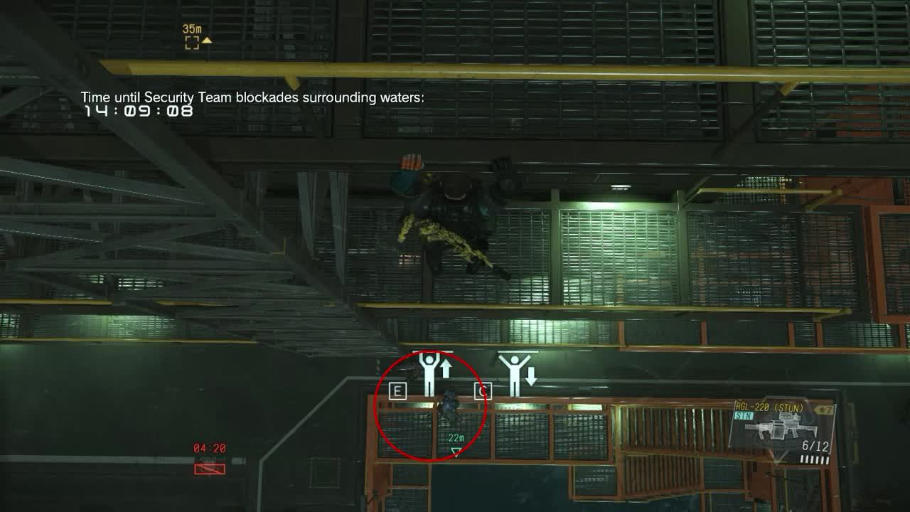 metalgearsolid, Intruder crapped his pants totally (reddit) GIFs