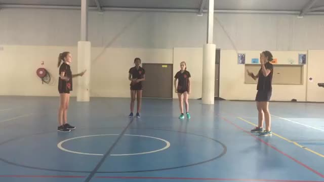 Watch The Darwin Pumper Jumpers practice new tricks GIF on Gfycat. Discover more related GIFs on Gfycat