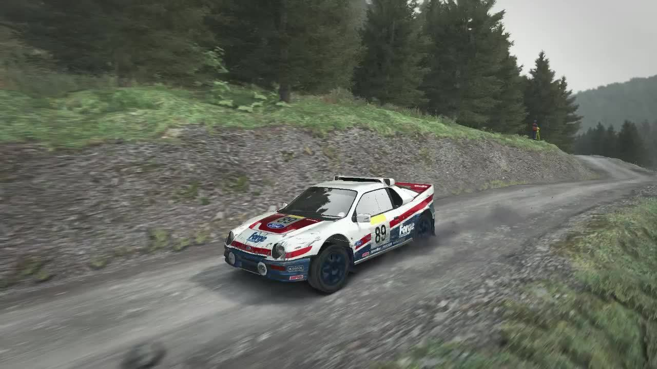 dirtgame, Random rocks on roads is a nice touch, wish there were more though (reddit) GIFs