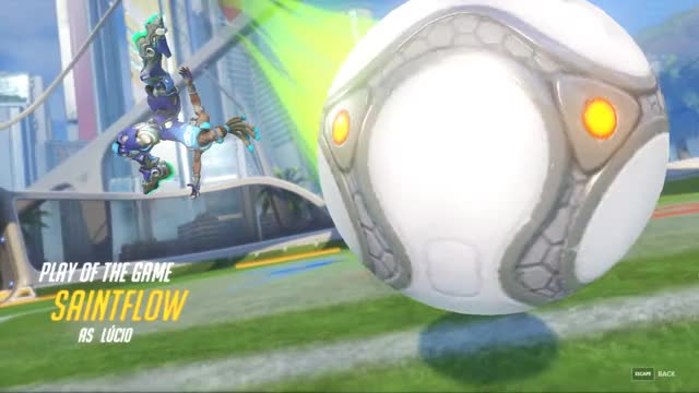 Watch and share Overwatch GIFs and Lucioball GIFs by saintflow on Gfycat