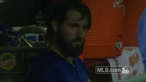 Watch and share Chicago Cubs - Blue Steel. GIFs on Gfycat