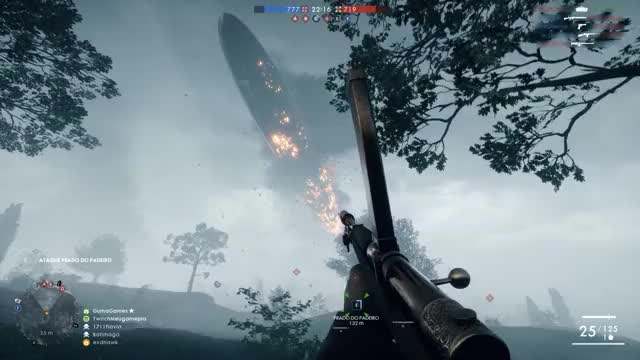 Watch Battlefield 1 GIF by @exdlost on Gfycat. Discover more related GIFs on Gfycat
