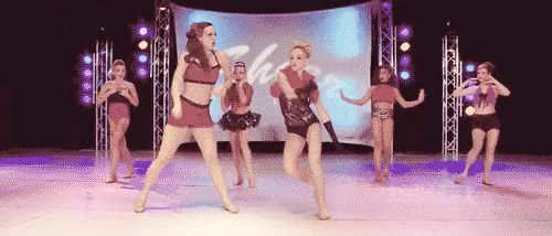 Watch and share Girls Night Out - Group Dance - Aldc | Chloe, Dance Moms And Aldc GIFs on Gfycat