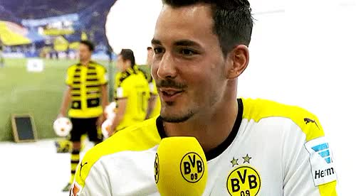 Watch and share He Is So Gorgeous GIFs and Borussia Dortmund GIFs on Gfycat