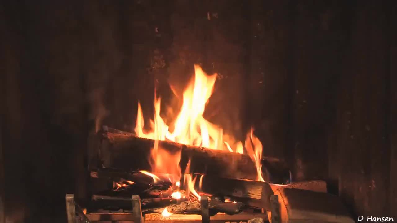The Best Fireplace Video 3 Hours Gif Find Make Share Gfycat Gifs